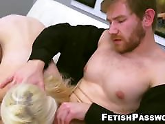 Petite lady joi hayley xxxii pron video dommed and fed with cum at casting