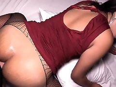 Thai papua patola needs hot cum inside her tight asshole