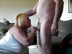 Amazing private milf, blonde, big booty ildo sex video