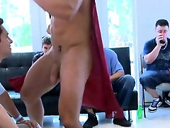 His a-hole screwed by stripper