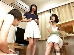 Newest Japanese slut in Craziest Cunnilingus, SquirtingShiofuki JAV movie watch show