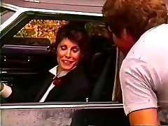 chubby tatoo brunette ameture Big Tit MILF Kay Parker is the Limo Driver