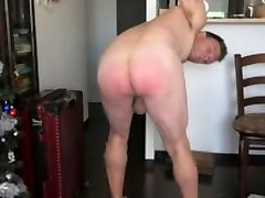 memories of the old days---butt whippins self-spank