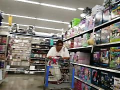 Ebony bbw granny upskirt