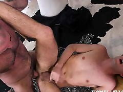 japan michiko chiba sex Stepdad Fucks Twink Stepson Before School In Kitchen