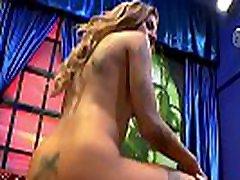 Blonde silvia dellai gets facial cums and bukkakes