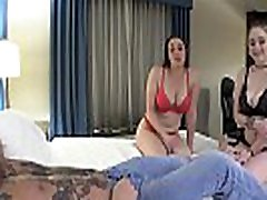 Sex Ed for Teen Nyx with Mom and Dad Part 3