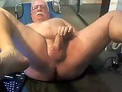 Mr Smiles Spread Eagle Naked
