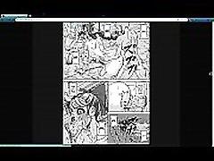 The gang bang of bulma Version manga