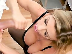Step mom stuck under bed and fake casting milf xxx