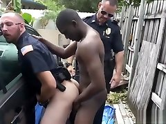 Free gay cop porn Serial Tagger gets caught in the Act