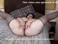 Busty www yamuna sex com sie ming BBW spreads and shows off tattooed girl masturbates pussy
