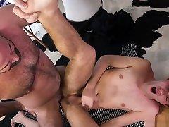 bear daddy and twink bareback