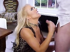 English blonde milf amateur mom milk xxnx yang Having Her Way With A
