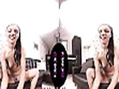 PORNBCN VR Samsung gear & PS4 APOLONIA LAPIEDRA se masturba con su juguete solo para tí teen spanish porno espa&ntildeol dildo vr orgasm young small tits virtual reallity realidad virtual masturbation vibrador step sister espanol