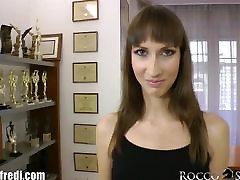 RoccoSiffredi Russian gets hardcore Dicking