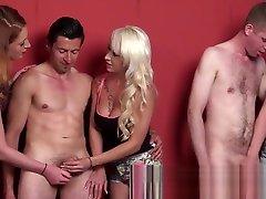 Cfnm Babes Teasing Naked Guys In Closeup