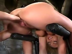 Comely Venus acting in amazing BDSM porn