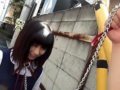 Best Japanese chick in Hottest HD, BDSM JAV clip