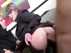 sauna sl Office Babes Fucked With Hard Cock