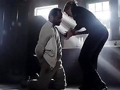 Soft Gitmo Porn - Blonde Yankee Agent ballbusts Arabian Man