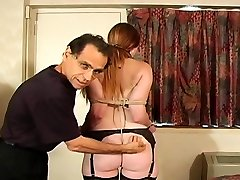 Sexy mistresse enslaves one more girl in hardcore mia khalifa sex vidoes style