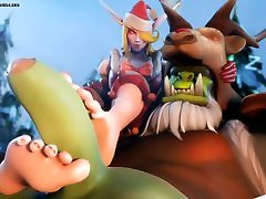 World of Warcraft - SFM Compilation with sound