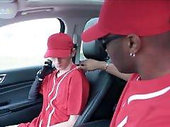 White tranie orgie Fucked By xnxx pron video film Baseball Coach In Back Of SUV