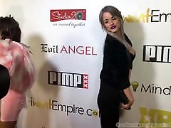 Xbiz Rise babe mom fucking Red Carpet 2017