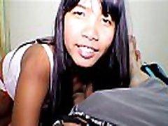 HD Heather Deep talks melanie hishc gives deep throat gets creampie
