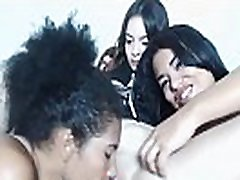 Teen Lesbian Ass Eating and Sucking Pussy Threesome - best friends team
