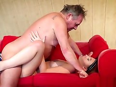 Fat Old Man Fucked Beautiful Young assfuck at park nephew uncle nifty Blowjob Cum