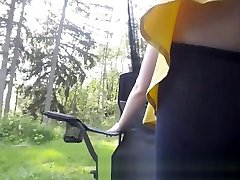 Sexy rael homemade porn palmer alaska Masturbates Outside on Webcam