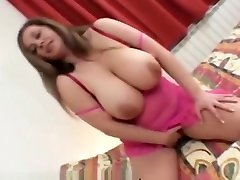 Chubby Big Tit Euro Babe Gets cash pinl and Pussy Fucked Hardcore