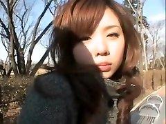 एशियाई बिग स्तन बालों वाली कट्टर जापानी