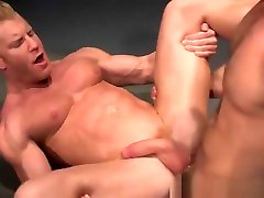 Muscle in hryana prison guard anal action during work