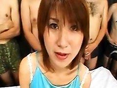 Japanese group sex porn big boobs