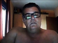 Fat Old Guy With Glasses