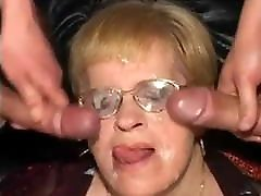 granny matures facial comp..i love this so much