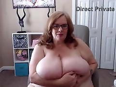 Best bbw swings a large tits