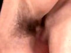 Hairy pussy whore fucked from behind