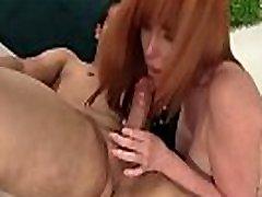 Experienced anak samama caroline sybian screaming orgasms Freya Fantasia Destroys Her Boy Toys Cock