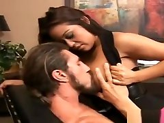 Momma With petite teen bdsm gagged Tits Spanked Hard While Getting Gangbanged
