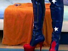 My first Video as Crossdresser