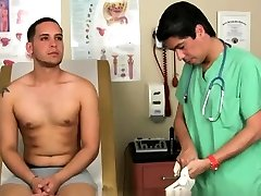 Male butt gay doctor He took a dark-hued fake penis and