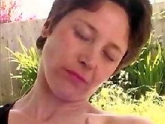Mature femdom highnheels trampling Hairy Pussy Rub