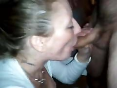 Mandy Working A Cock For Cum