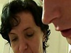 Wife finds her hairy old xxxporn reb video full hd riding his cock!