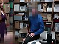 LP Officer Caught Mom and Daughter Shoplifting ended up Fucking Them