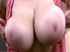 Unreal Sexy and Horny American Divorced Mom with Big Hanging Boobs Enjoying Hot and Brutal moster sek with Lucky British Uber Driver On Her Vacation in USA